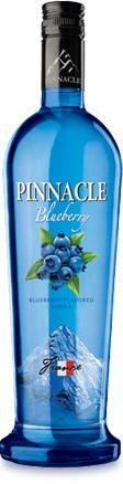Pinnacle Vodka Blueberry
